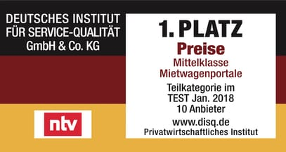 ntv - 1. Platz - Preise